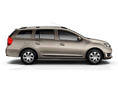 Dacia Logan (FREE X DRIVER) 2016- 2017