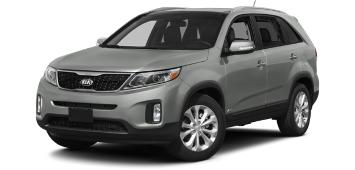 j kia sorento 2014 from avis car rental alp hf. Black Bedroom Furniture Sets. Home Design Ideas