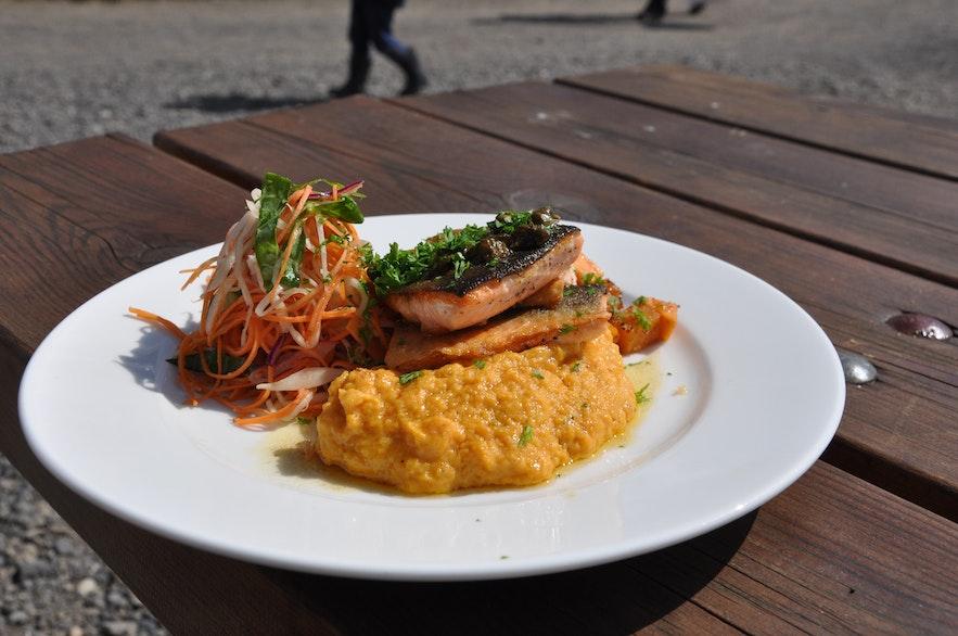 冰岛每日鲜鱼
