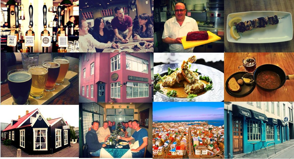 Great Reykjavik - Food and Beer Tours hero image