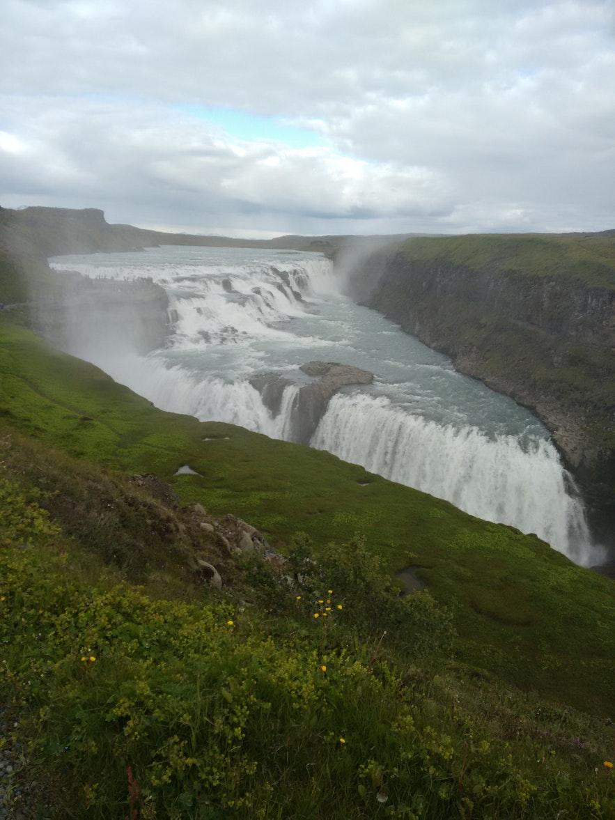 Amigos y viajar a Islandia - El circulo dorado