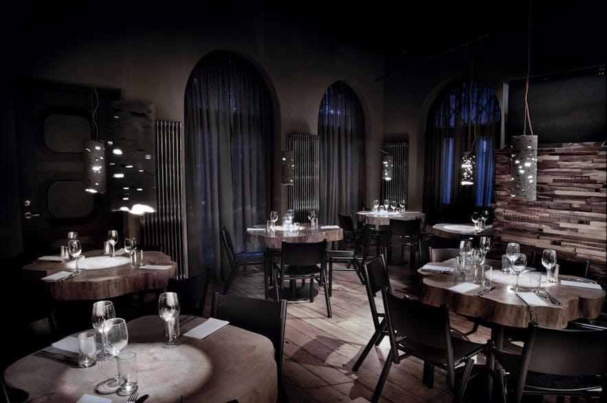 Restaurants in Reykjavik - Grillmarkadurinn