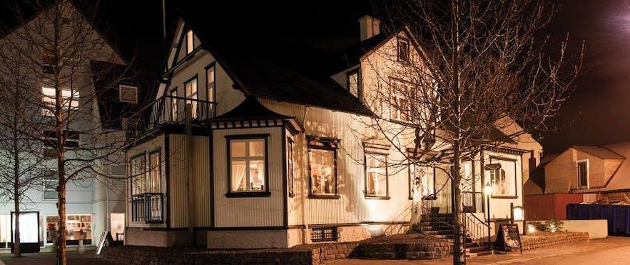Restaurants in Reykjavik - Skólabrú