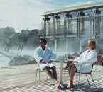 The Blue Lagoon is more than just a pool; it is also a hotel, restaurant, bar and healing centre.