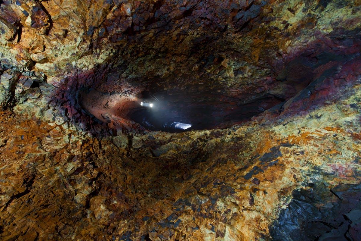 Inside the Volcano hero image