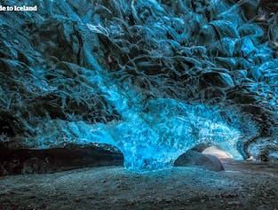 2 Day South Coast Adventure | Ice cave, Skaftafell & Jökulsárlón Lagoon