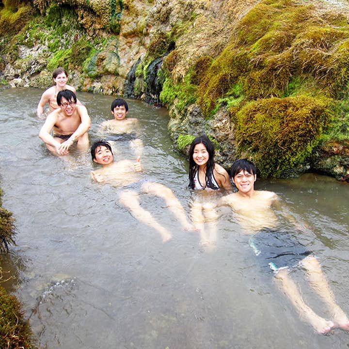 蒸汽山谷半日游|徒步+泡天然野温泉:最纯正的冰岛体验