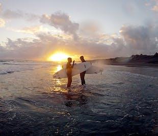 남부해안 북극 해안 서핑 강습 | 기본