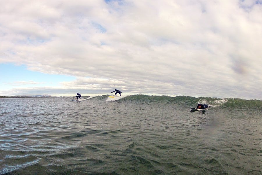 South Iceland Surf School | Learn the Basics of Arctic Surfing