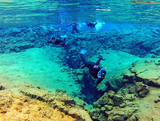 Golden Circle i szczelina Silfra - Snorkelling i zwiedzanie