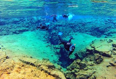 Golden Circle i szczelina Silfra | Snorkeling i zwiedzanie