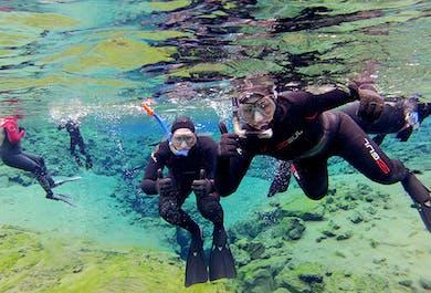 Golden Circle i szczelina Silfra   Snorkeling i zwiedzanie