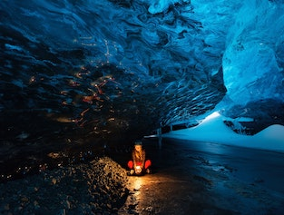 5 Day Winter Package | The Golden Circle, Ice Cave, Northern Lights & The Blue Lagoon