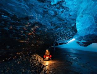 5 dni: krystaliczna jaskinia lodowa, Złoty Krąg, zorza polarna i Błękitna Laguna