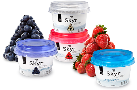 The Icelandic skyr
