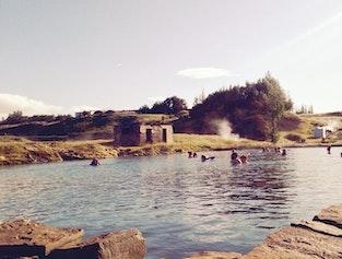 The Secret Lagoon Tour from Selfoss Area