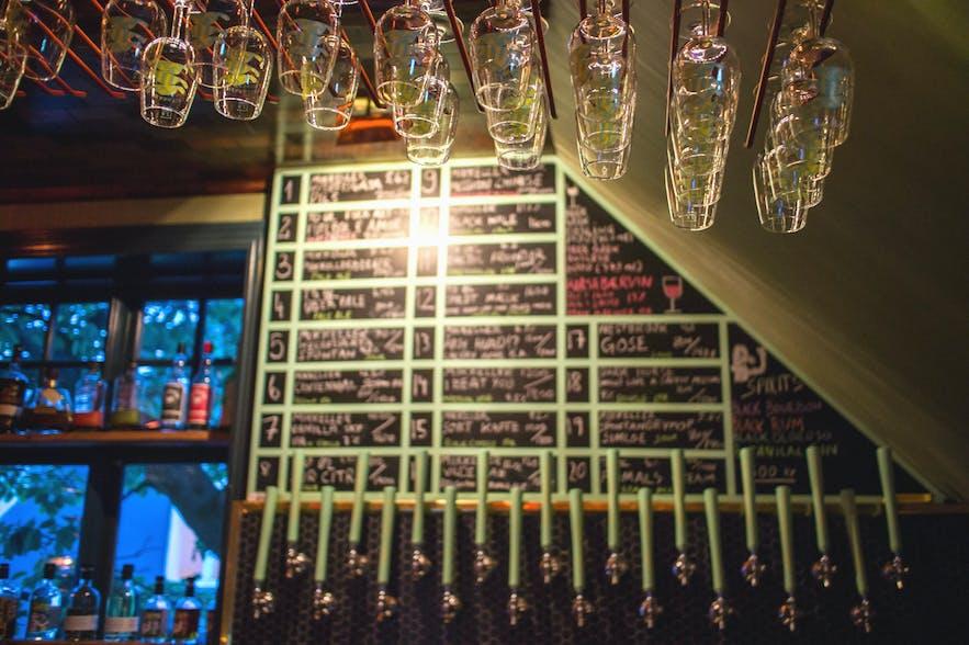 ビールの種類が豊富なミッケラー&フレンズ