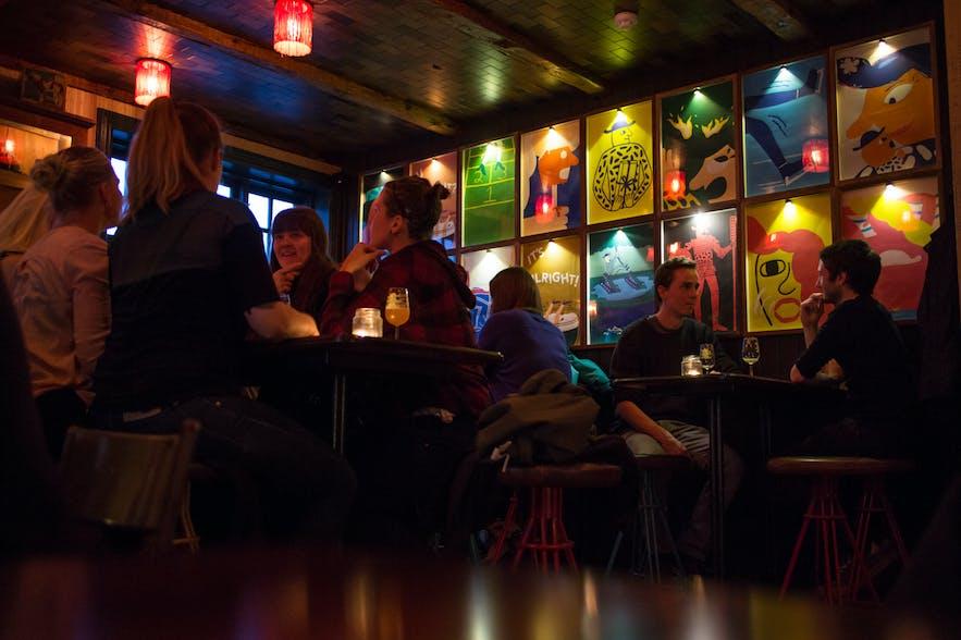冰岛雷克雅未克精酿啤酒酒吧Mikkeller & Friends