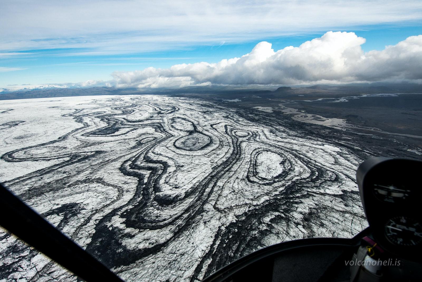 冰岛杰古沙龙湖(冰湖)直升机观光团