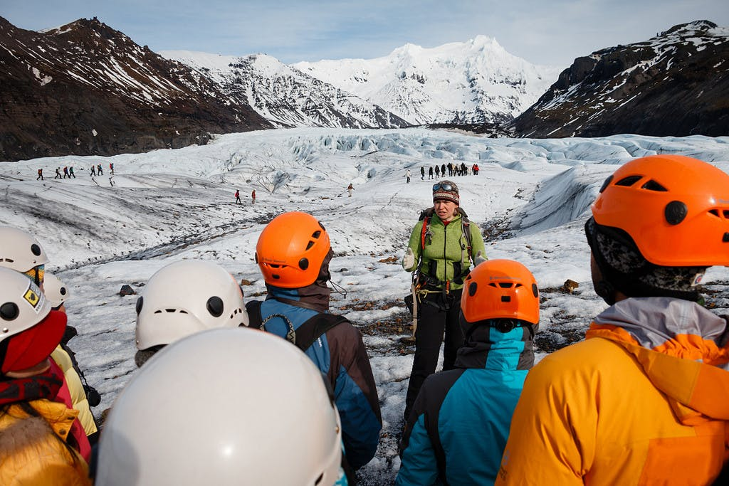 2 Day South Coast to Jokulsarlon Lagoon with Glacier Hiking