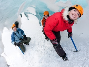 Best Value Glacier Hiking and Ice Climbing Tour