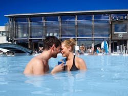 Blue Lagoon Transfer & Golden Circle Express   Day Tour to the Famous Sites