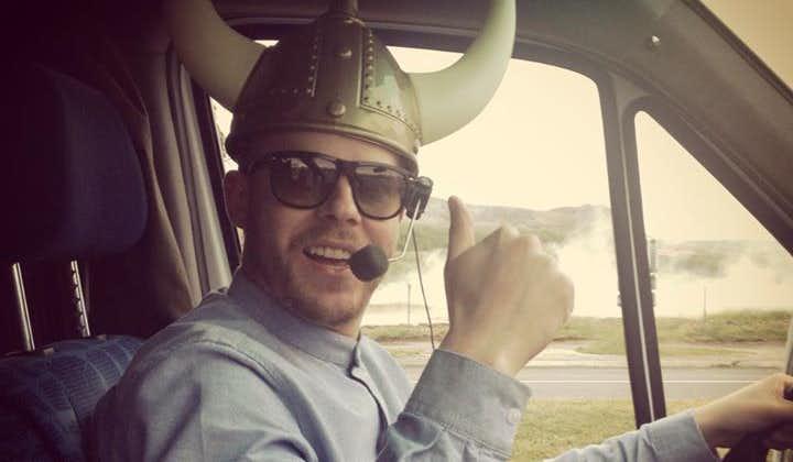 8-godzinna wycieczka minibusem w małej grupie po Złotym Kręgu z transferem z Reykjaviku