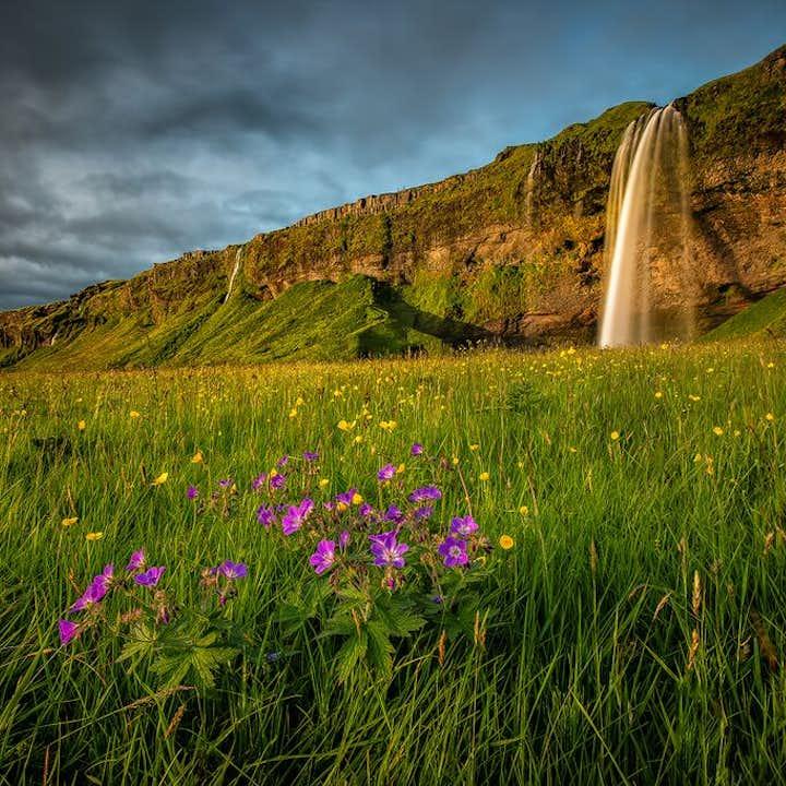 6-daagse autorondreis | Golden Circle, Blue Lagoon en gletsjerlagune Jökulsárlón