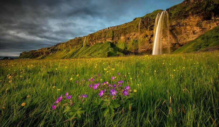 6天5夜自驾 神奇冰岛南岸-蓝湖-黄金圈-杰古沙龙冰河湖