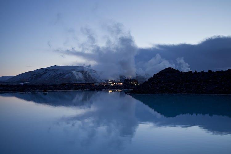The Reykjanes peninsula is a volcanic wonderland of stunning beauty.