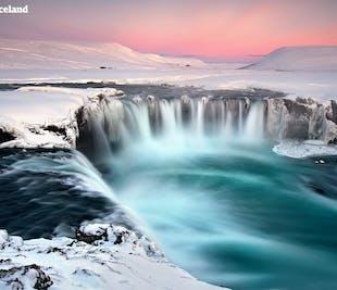 7일 겨울 렌트카 여행 패키지 - 북부 아이슬란드 & 골든써클