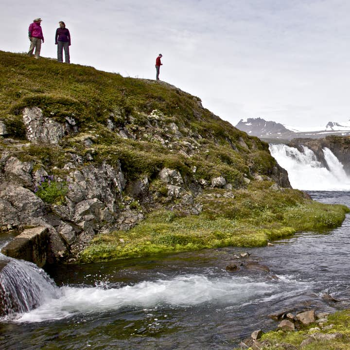 East Iceland is home to numerous stunning waterfalls that deserve a visit.