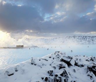 Blaue Lagune Shuttle-Bus ab Reykjavik