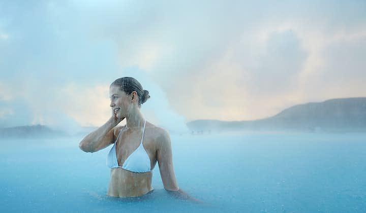 蓝湖温泉往返巴士  起点首都雷克雅未克,返程终点可选首都或冰岛国际机场