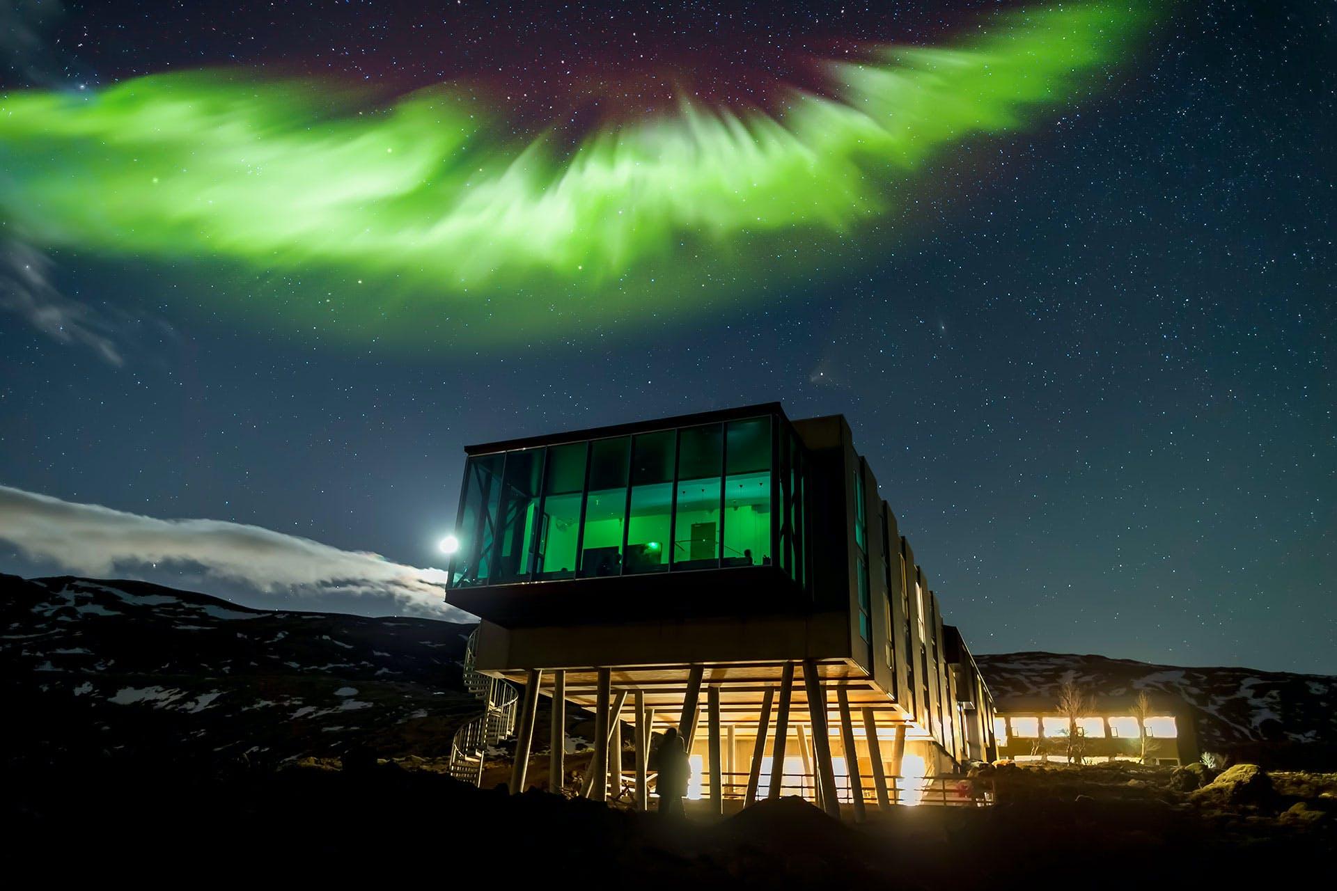 冰岛极光酒店ION