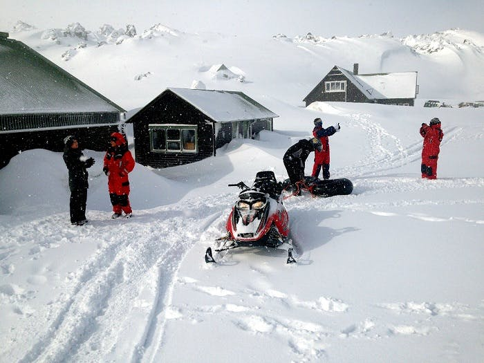 10 jours d'aventure | Hautes Terres en hiver et grotte de glace