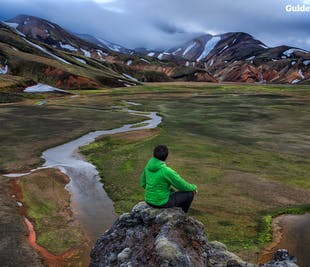 Landmannalaugar & Hekla Volcano | Small Group Super Jeep Tour