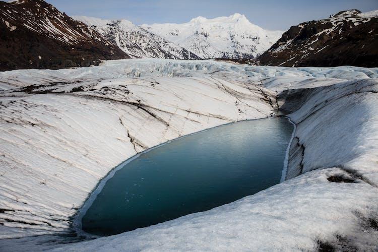 3 dni, samodzielna podróż: Jokulsarlon i jaskinie lodowe w Vatnajokull