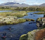 Silfra fissure is one of Iceland's most photographed spots.
