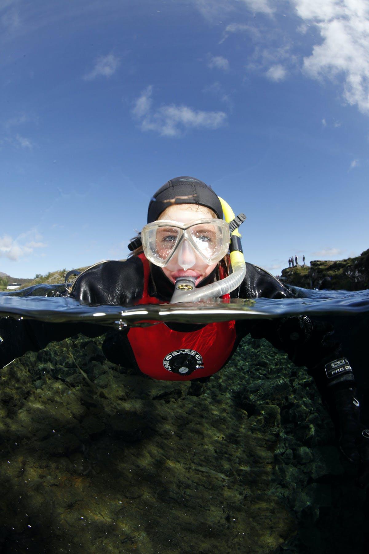 Snorkelling Silfra Day Tour