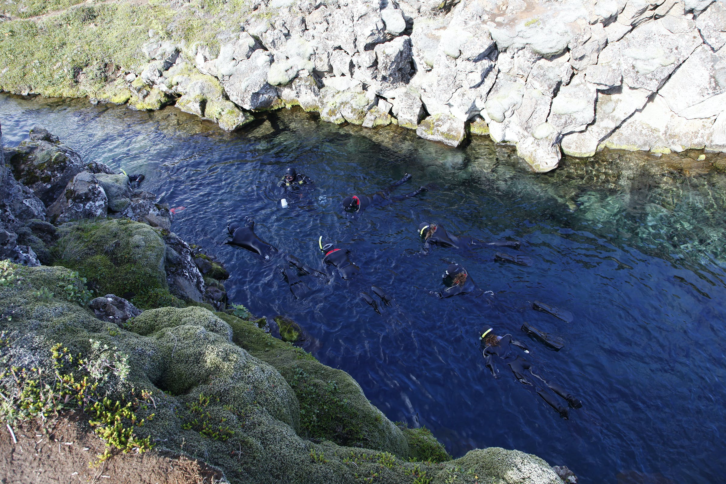 Snorkelling Silfra & Golden Circle Tour