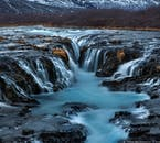 Iceland is dotted with beautiful waterfalls, large and small.
