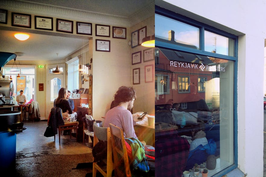 冰岛首都雷克雅未克咖啡店Reykjavik Roasters