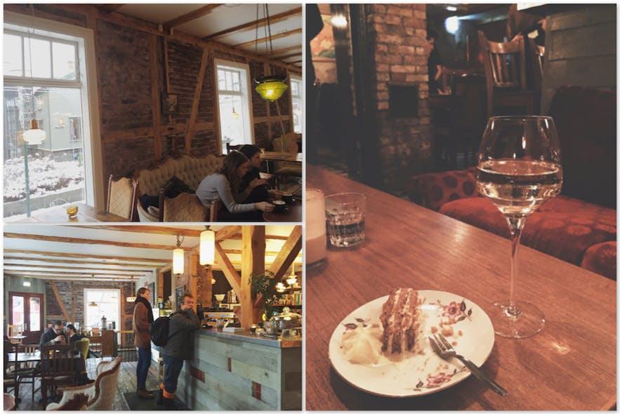 冰岛首都雷克雅未克咖啡馆Stofan