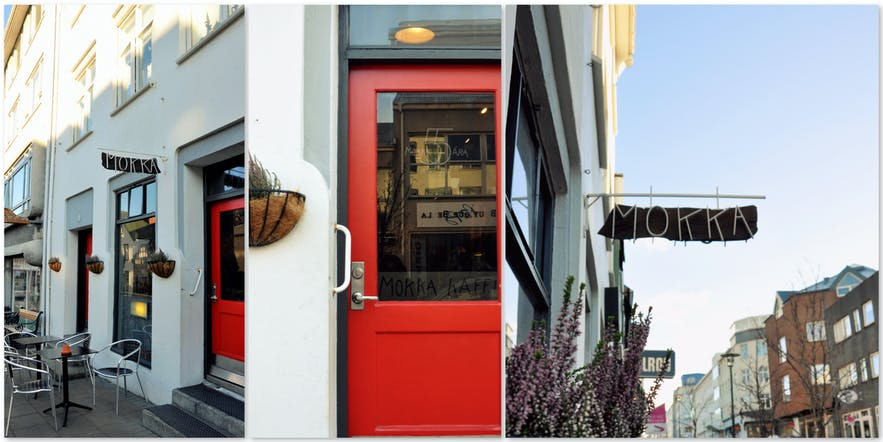 冰岛首都雷克雅未克咖啡馆Mokka