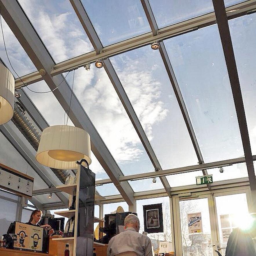 冰岛首都雷克雅未克咖啡馆Te og Kaffi