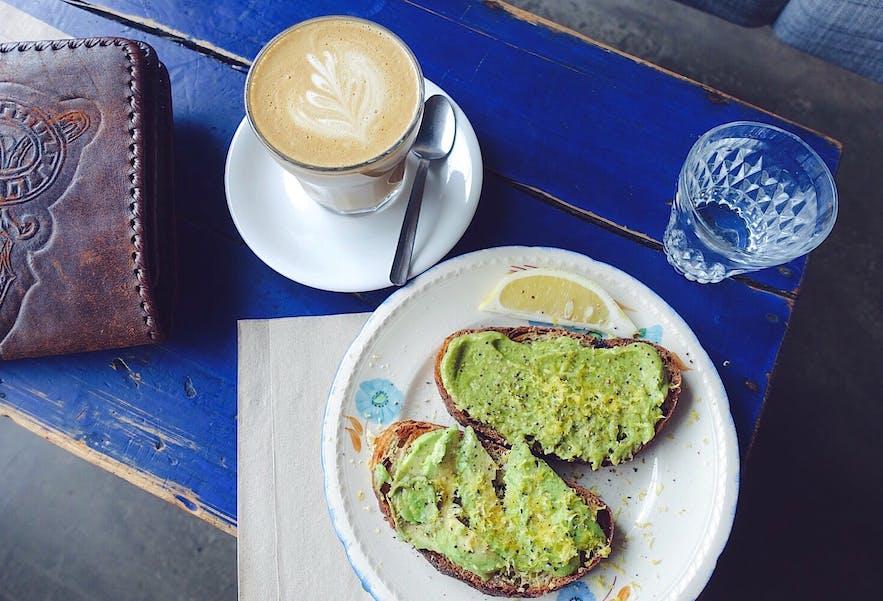 冰岛首都雷克雅未克咖啡馆Reykjavik Roasters