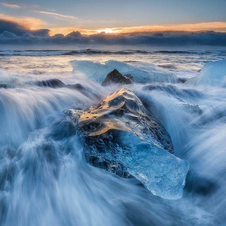 11-dniowa budżetowa, samodzielna wycieczka po całej obwodnicy Islandii z Fiordami Wschodnimi i Myvatn
