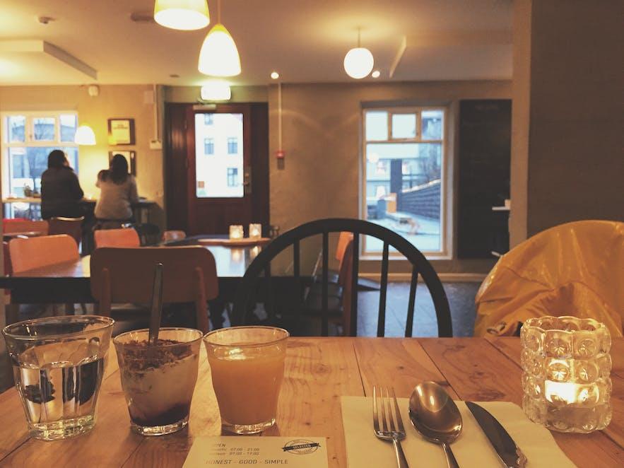 冰岛首都雷克雅未克早午餐餐厅Bergsson Mathus
