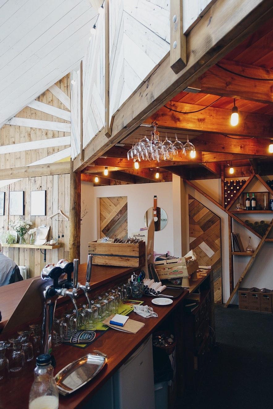 冰岛首都雷克雅未克餐厅The Coocoo's Nest